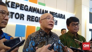 Kepala BKN Bima Haria menyahut balik atas tantangan perang terbuka yang disampaikan Direktur KPK Sujanarko tentang polemik TWK.