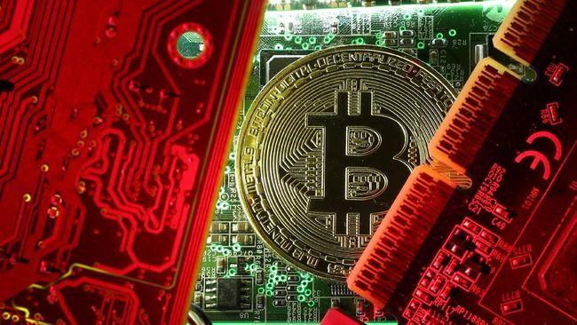 Aturan Uang Kripto Diperketat, Harga Bitcoin Anjlok 10 Persen