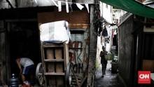Penduduk Miskin RI Membengkak Jadi 26,42 Juta karena Corona
