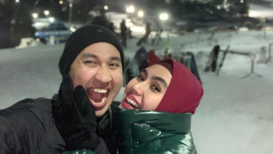 Cara Kartika Putri Dekat dengan 3 Anak Habib Usman