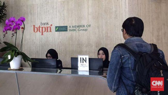PT Bank BTPN Tbk masuk dalam daftar 10 besar perbankan nasional, setelah perusahaan menjalani aksi penggabungan usaha (merger) dengan SMBC.