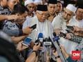 Ma'ruf: Yang Tak Percaya Jokowi Bangun Indonesia Itu Ngigau