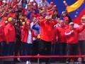 VIDEO: Redam Protes, Maduro Majukan Pemilu Parlemen
