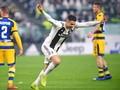 Daftar Top Skor Liga Italia, Ronaldo Tergusur
