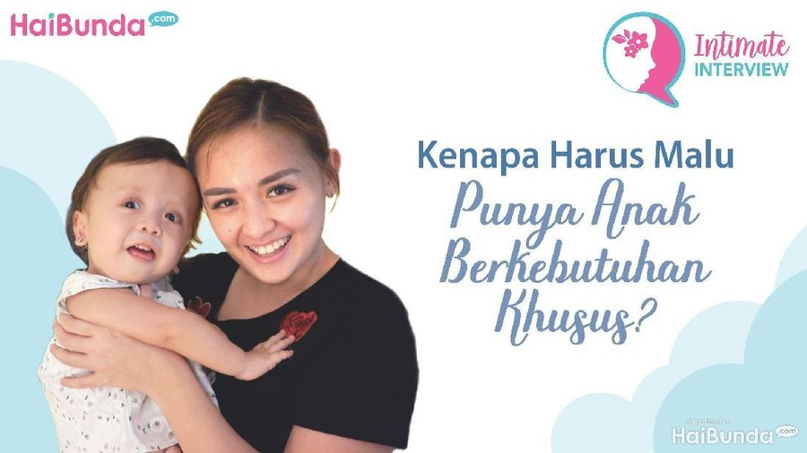 Simak Intimate Interview Joanna Alexandra Tak Malu Punya Anak 'Spesial'