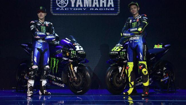 Jelang MotoGP Qatar 2020 di Sirkuit Losail, 8 Maret mendatang, dua tim rival Yamaha dan Honda menghadapi situasi yang berbeda.