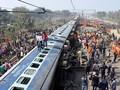 Kereta Tergelincir di India, Tujuh Orang Tewas