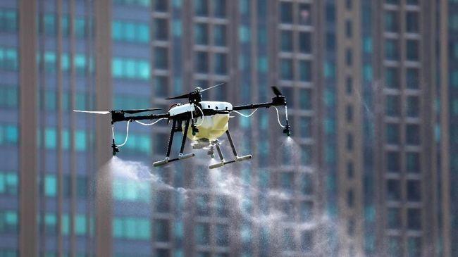 AS Tuduh Produsen Drone Asal China 'Curi' Data Pengguna