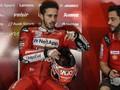 Crash di MotoGP Catalunya, Dovizioso Kecewa dan Frustrasi