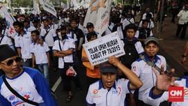 Polda Metro Kirim 6 Ribu Personel Amankan Demo Buruh di DPR