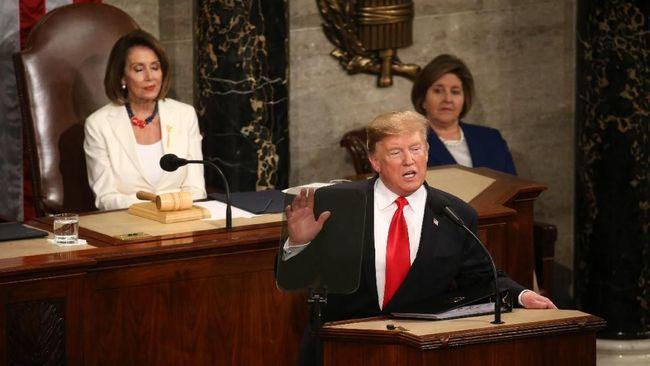 Dewan Perwakilan Amerika Serikat akan memulai proses pemakzulkan terhadap Presiden Donald Trump.