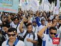 Serikat Buruh Tolak Perubahan Rumus Perhitungan UMP