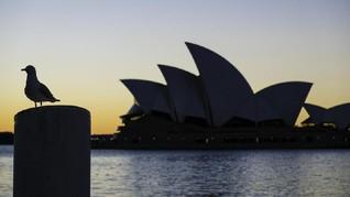 Corona Kikis Ekonomi Australia Rp37,7 Triliun per Pekan