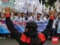 Buruh: Kalau Demo Tidak Boleh, Larang Juga Pabrik Beroperasi