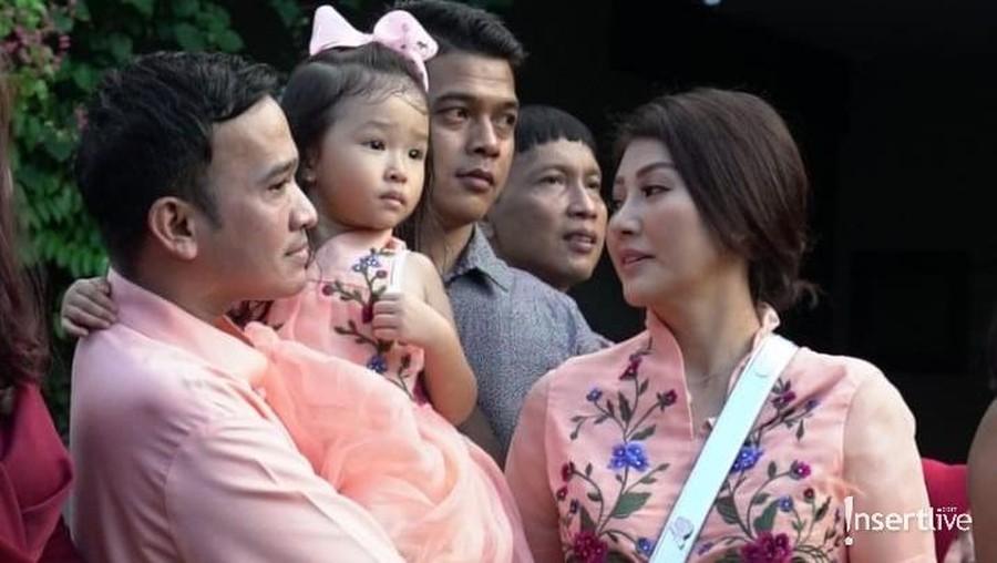 Sarwendah Akan Melahirkan, Ruben Onsu: Tunggu Ayah