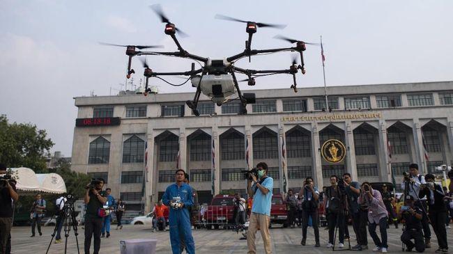 AirNav merekomendasikan teknologi yang bisa digunakan untuk mengawasi penerbangan drone agar tidak mengganggu penerbangan sipil, komersil, dan militer.
