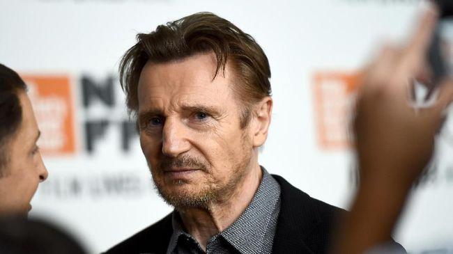 Bioskop Trans TV Minggu (18/4) menayangkan film Taken, film laga yang dibintangi Liam Neeson.