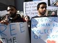 Aksi Bela Uighur Ramaikan Kedubes AS untuk PBB di New York