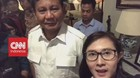 Ngevlog Bersama Prabowo; Bahas Buku Hingga Coklat