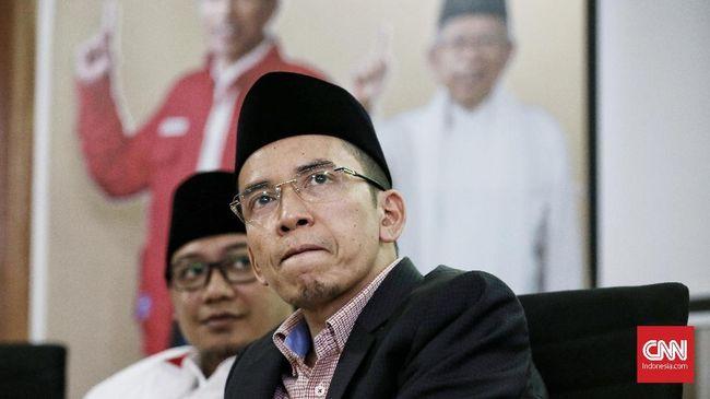 Mantan Gubernur NTB Muhammad Zainul Majdi atau TGB mengatakan Presiden Jokowi merupakan pribadi muslim yang baik dan lahir dari keluarga muslim.
