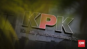 KPK Angkut Azis Syamsuddin ke Gedung Merah Putih