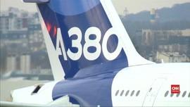VIDEO: Airbus Berencana Hentikan Produksi A380