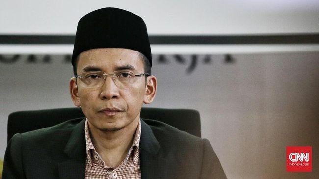 TGB Muhammad Zainul Majdi mengajak masyarakat untuk membacakan Al Fatihah untuk kesembuhan Ani Yudhoyono.