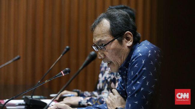 Selain menetapkan Sekda Jabar Iwa Karniwa, mantan Presiden Direktur Lippo Cikarang juga jadi tersangka suap dalam kasus perizinan proyek Meikarta.