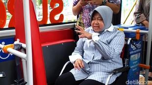 Doa Susi Pudjiastuti untuk Kesembuhan Walikota Surabaya Risma