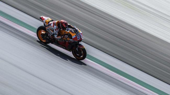 Juara dunia MotoGP Marc Marquez menekankan setiap pebalap muda Indonesia harus percaya diri dan berani mengejar mimpi.