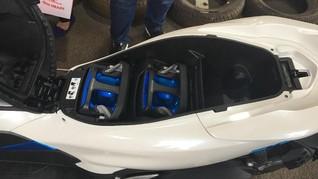 4 Merek Otomotif Jepang Mulai Uji Tukar Baterai Motor Listrik