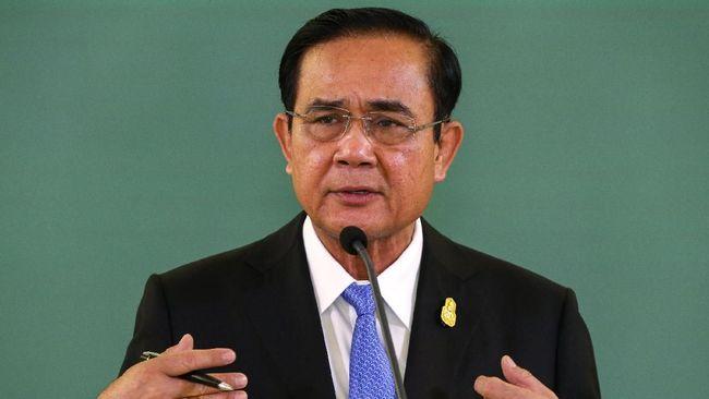 Perdana Menteri Thailand, Prayut Chan-ocha, ikut mencalonkan diri dalam pemilihan umum pada 24 Maret mendatang.