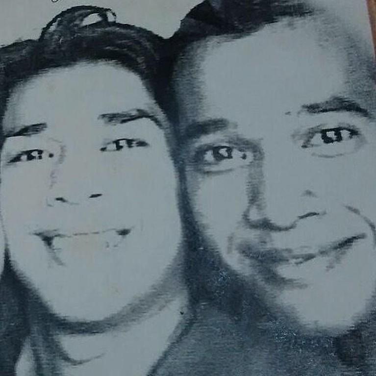 Ruben Onsu. Suami Sarwendah ini mengunggah foto lawasnya dengan Olga. Ruben menuliskan 'Selamat hari lahirmu Can ❤️❤️' dalam unggahannya itu.