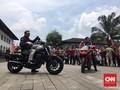 Foto Bareng Marc Marquez, Ridwan Kamil Ogah Pose Pakai Jari