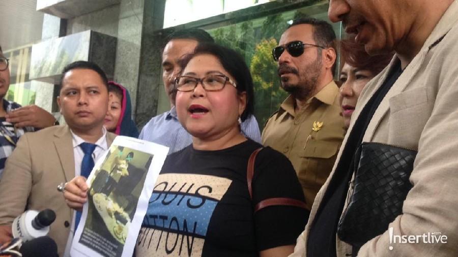 Farhat Abbas Tiga Kali Dilaporkan Oleh Elza Syarief