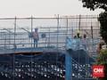 Baru 9,67 Persen Tenaga Kerja Konstruksi RI Bersertifikat