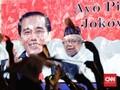 Jurus Badan Kurus Jokowi dan Sodokan Politik Freeport