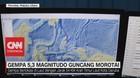 Gempa 5,3 Magnitudo Guncang Morotai