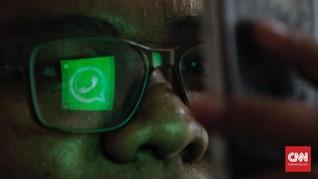 Tips Hindari Bom Teks yang Lumpuhkan WhatsApp