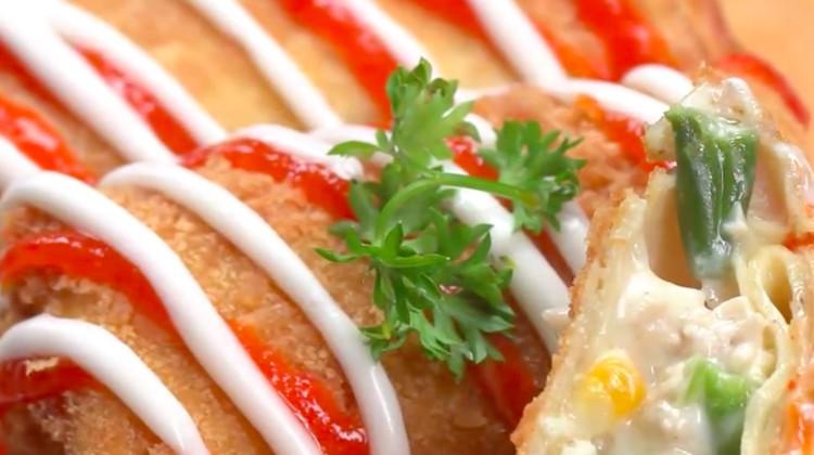 risoles mayonaise