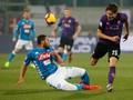 Fiorentina vs Napoli Berakhir Imbang Tanpa Gol