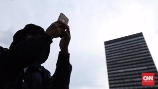 Lima Perusahaan China Masuk Daftar Ancaman Keamanan AS