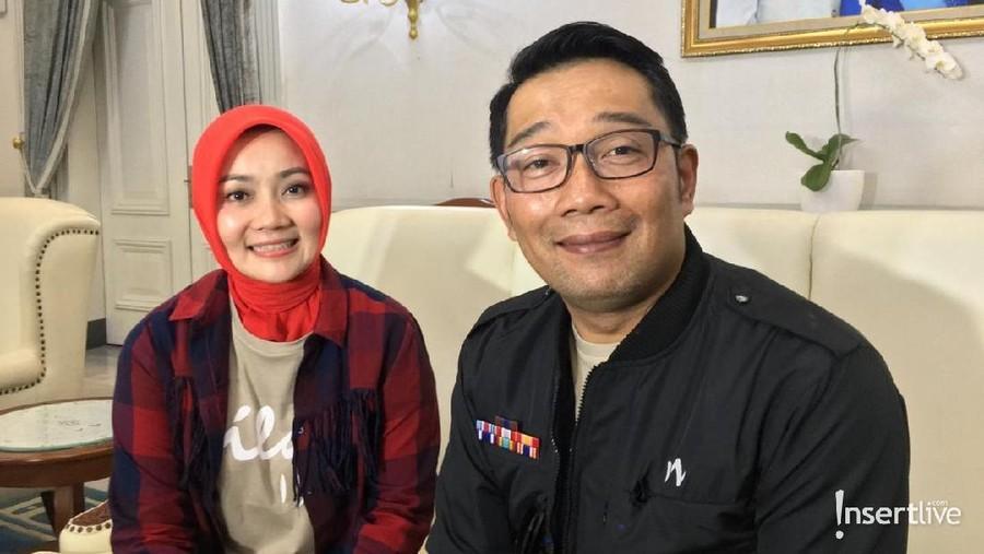 Main Film Dilan 1991, Ridwan Kamil Syuting Cuma Sejam Sehari