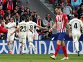 Menang di Derby Madrid, El Real Geser Atletico