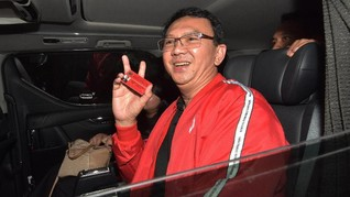 Ahok Buat Aplikasi Bansos Online, Sindir Menteri Ditangkap