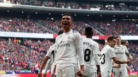 Awas Barcelona, Real Madrid Sudah Lupakan Ronaldo
