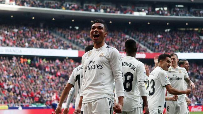 Real Madrid mulai menunjukkan tanda-tanda lepas dari 'kecanduan' terhadap Cristiano Ronaldo dan ini bisa jadi sinyal bahaya bagi Barcelona.