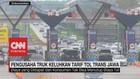 Pengusaha Keluhkan Tarif Tol Trans Jawa