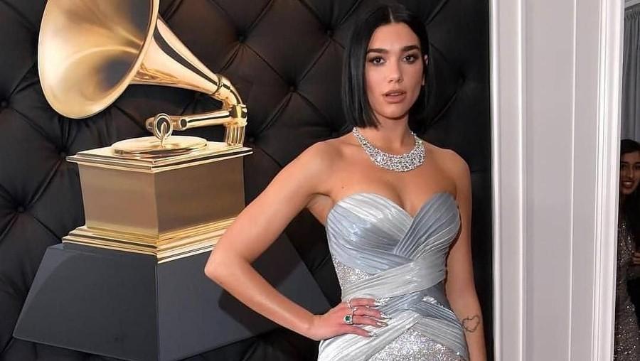 Histeris, Dua Lipa Raih Piala Grammy Awards 2019