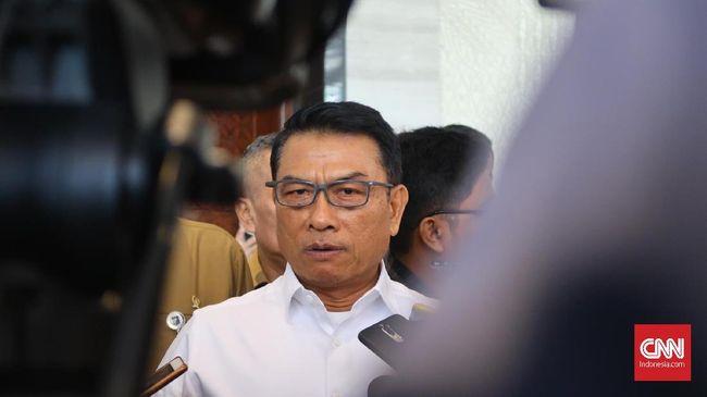 Wakil Ketua TKN Jokowi-Ma'ruf, Moeldoko meyakini dugaan kampanye hitam oleh emak-emak di Karawang dilakukan secara terstruktur dan bergerak atas perintah.